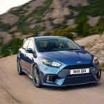 Ford Focus RS là siêu xe hatchback nhanh nhất thế giới