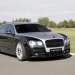 Hãng độ xe Mansory nâng cấp Bentley Flying Spur kiểu thể thao