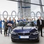 BMW 3-Series đạt kỷ lục tròn 10 triệu chiếc