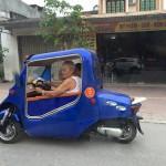 Ngắm xe Honda Lead độ kiểu 3 bánh độc nhất Việt Nam