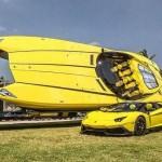Siêu du thuyền có giá bằng siêu xe Lamborghini