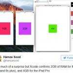 Điện thoại iPhone 6S có bộ nhớ khủng Ram 2GB ?