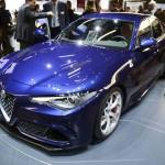 Xe sang Alfa Romeo Giulia đẳng cấp doanh nhân