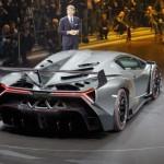 Siêu xe mới Lamborghini Centenario LP770-4 chỉ có 20 chiếc