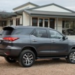 Toyota Fortuner 2016 hoàn toàn mới sắp về Việt Nam