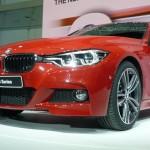 Những thay đổi đáng kể trên BMW 3 Series 2015