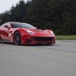 Ngắm siêu xe Ferrari F12 Berlinetta với phong cách độ hầm hố