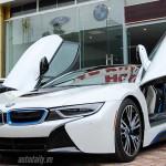 Xuất hiện siêu xe BMW i8 thứ 3 ở Hà Nội