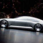 Siêu xe Mercedes Concept IAA có thể thay đổi hình dáng