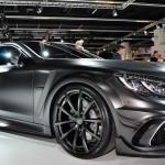 Ngắm chi tiết siêu xe khủng Mercedes S63 AMG Coupe độ bởi Mansory