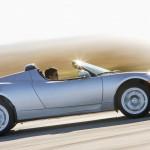 Tesla sản xuất dòng xe mui trần kiểu mới hoàn toàn