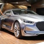 Xe sang Hyundai Vision G coupe rất đẹp và sang trọng