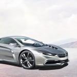 Hình dáng siêu xe McLaren lai BMW sắp ra mắt