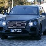 Lộ diện toàn bộ siêu xe SUV nhanh nhất thế giới Bentley Bentayga