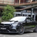 Ngắm siêu xe Mercedes-AMG C63 độ nhanh nhất
