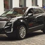 Xe SUV cỡ trung Cadillac XT5 đẹp và ưu điểm hơn