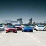 Hàng trăm siêu xe Ferrari khoe sắc tại Thụy Sĩ