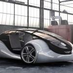 Ngắm qua ảnh của siêu xe điện hãng Apple