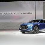 Ngắm xe sang Audi Q6 concept tuyệt đẹp