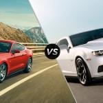 Đánh giá về 2 xe nổi tiếng Chevrolet Camaro và Ford Mustang