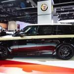 Range Rover Autobiography LWB xấu hơn khi hãng Mansory độ ?