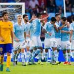 Barcelona thua thảm bại trước đội bóng yếu Celta Vigo