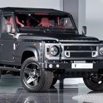 Ngắm Land Rover Defender phiên bản 6 bánh siêu sang