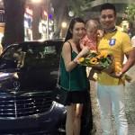 """Tuấn Hưng lần đầu mua xe Mercedes S400 """"chính chủ"""""""