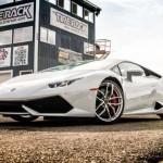 Lamborghini Huracan Spyder ra mắt đầu năm 2016