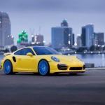 Ngắm Porsche 911 Turbo S phiên bản đặc biệt tuyệt đẹp
