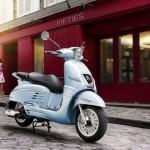 Xe máy Peugeot chính hãng chuẩn bị về Việt Nam