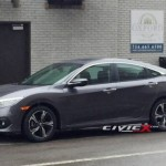 Honda Civic 2016 hoàn toàn mới đáng để chọn mua