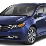 Xe minivan hạng sang Honda Odyssey 2016 bán chính thức tại Việt Nam