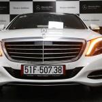 Siêu xe Mercedes S500 của Cường đôla mới khoe có giá 5,3 tỷ đồng