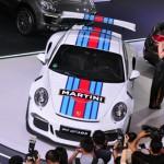 Top 5 xe hơi được nhiều người quan tâm nhất tại VIMS 2015