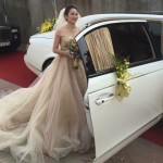 Đám cưới ở Thái nguyên thuê dàn siêu xe và chú rể ?