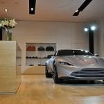Đại gia Đài Loan mua siêu xe Aston Martin DB10 ?