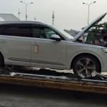 Xe sang Audi Q7 đời 2016 âm thầm về Việt Nam