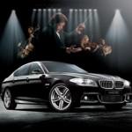 BMW 523d Maestro cảm nhận sự sang trọng rõ ràng