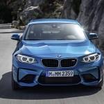 Xe sang công suất lớn BMW M2 với nhiều tính năng