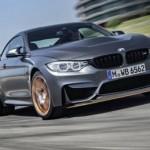 Xe sang BMW M4 GTS mãnh hổ trên phố