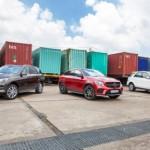 Tình hình xe nhập khẩu tại Việt Nam năm 2015
