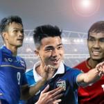 """Bộ 3 cầu thủ """"siêu nhân"""" Thái Lan sang Việt Nam đá bóng"""