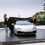 Siêu xe Lamborghini Huracan mui trần bán chính thức ở Châu Á