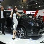 2500 xe hơi mới cứng được bán tại triển lãm xe ô tô Việt Nam 2015