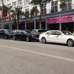 Maybach 62s và Rolls royce Phantom làm xe dâu tại Thái Nguyên