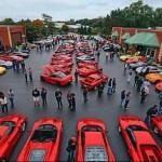 Trăm siêu xe khoe hàng tại vùng trung tây nước Mỹ