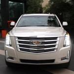 Ngắm chi tiết xe sang cỡ lớn Cadillac Escalade ESV ở Hà Nội