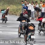 """Cuộc đua giữa """"siêu xe"""" Wave và Exciter tại Việt Nam"""