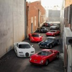 Đại gia Mỹ gây choáng với dàn siêu xe giá ngàn tỷ